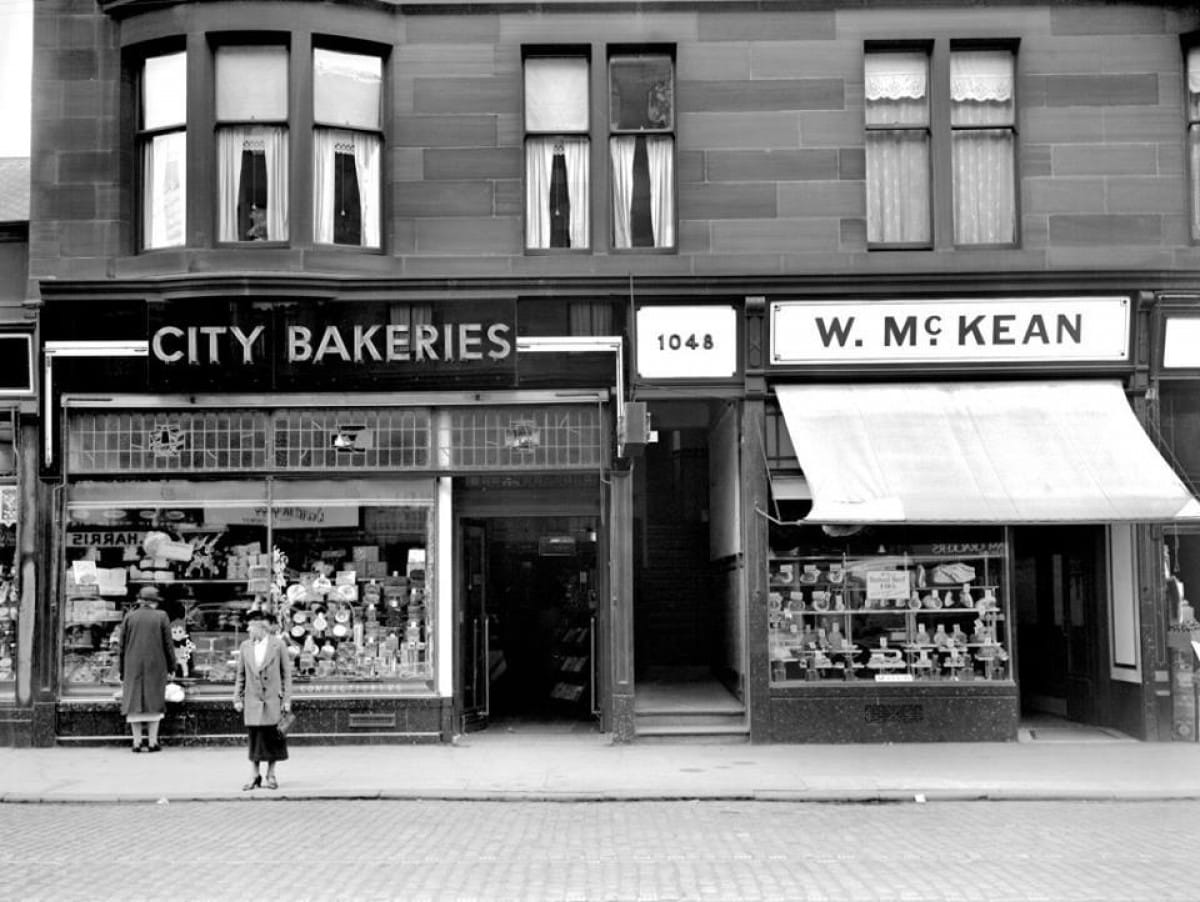 City Bakeries (City Bakeries, Pollokshaws Road (Glasgow Museums))