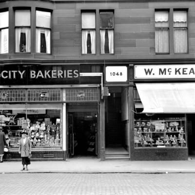 City Bakeries (City Bakeries, Pollokshaws Road (Glasgow Museums))