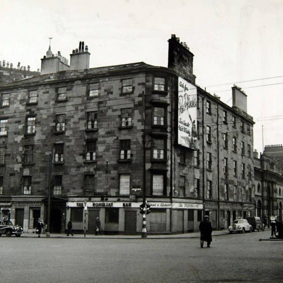 Clutha memories (The Popinjay (Clutha) Bar, in the 1950s (Newsquest))