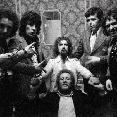 Death of Ronnie Anderson (Ronnie Anderson)