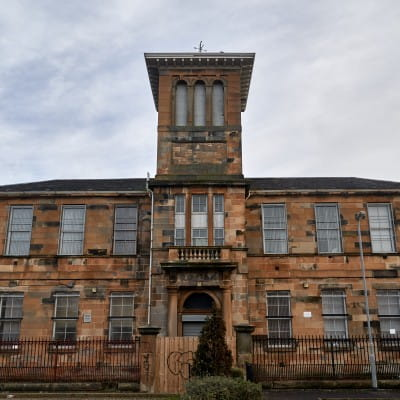 Hill's Trust School (Bill Mackintosh)