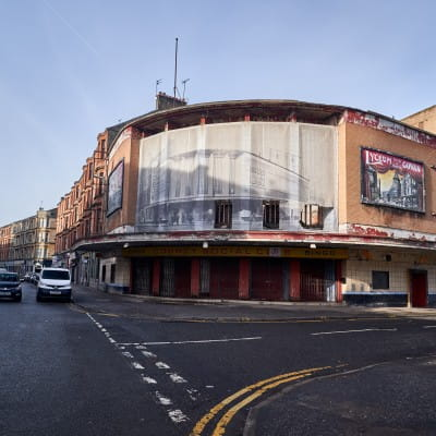 The fading grandeur of a former cinema giant (Bill Mackintosh)