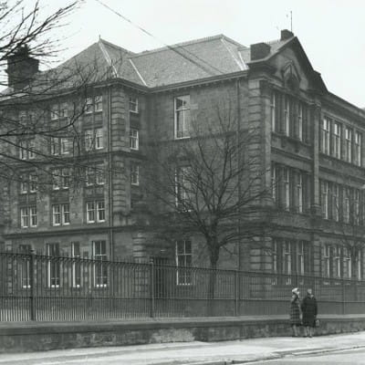 Old school, new life (Glasgow City Council, Libraries Information and Learning)