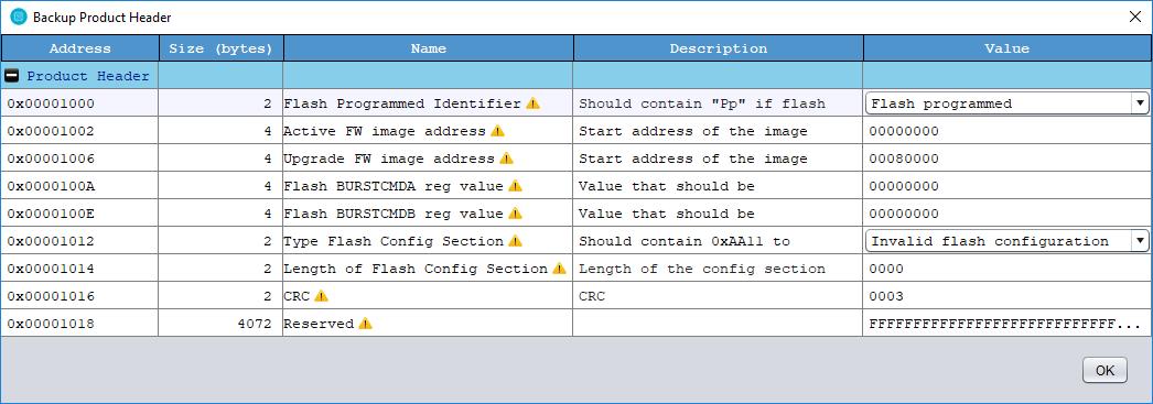 18  QSPI Programmer — SmartSnippets(TM) Toolbox User Manual (UM-B-083)