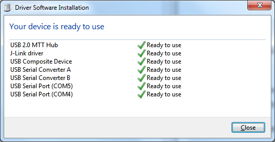 10  DA1468x – Software Installation — DA1468x Getting Started with
