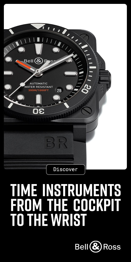 Discover the new Bell & Ross 03-92 Diver Full Lum