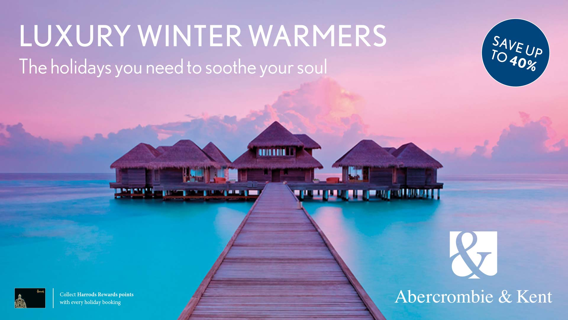 Abercrombie & Kent   The holidays you need to soothe your soul