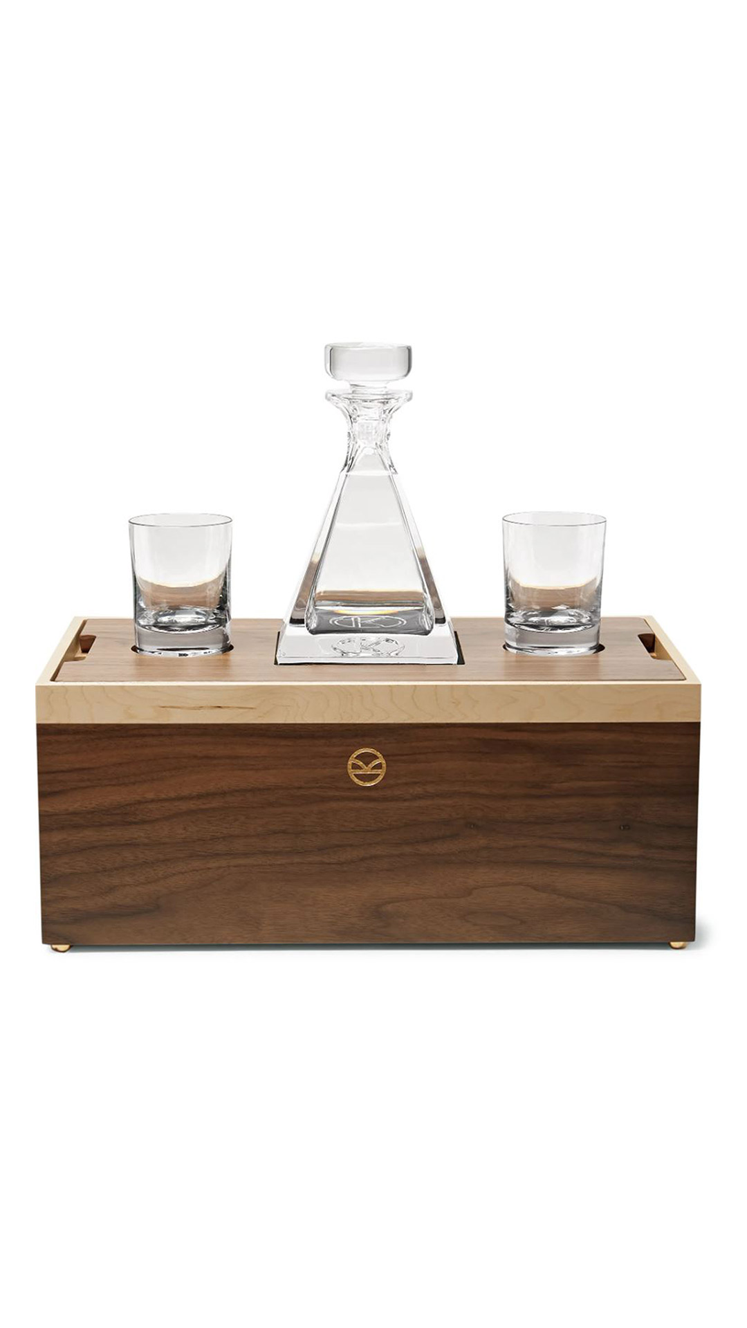 KINGSMAN + Higgs & Crick Decanter and Glass Set