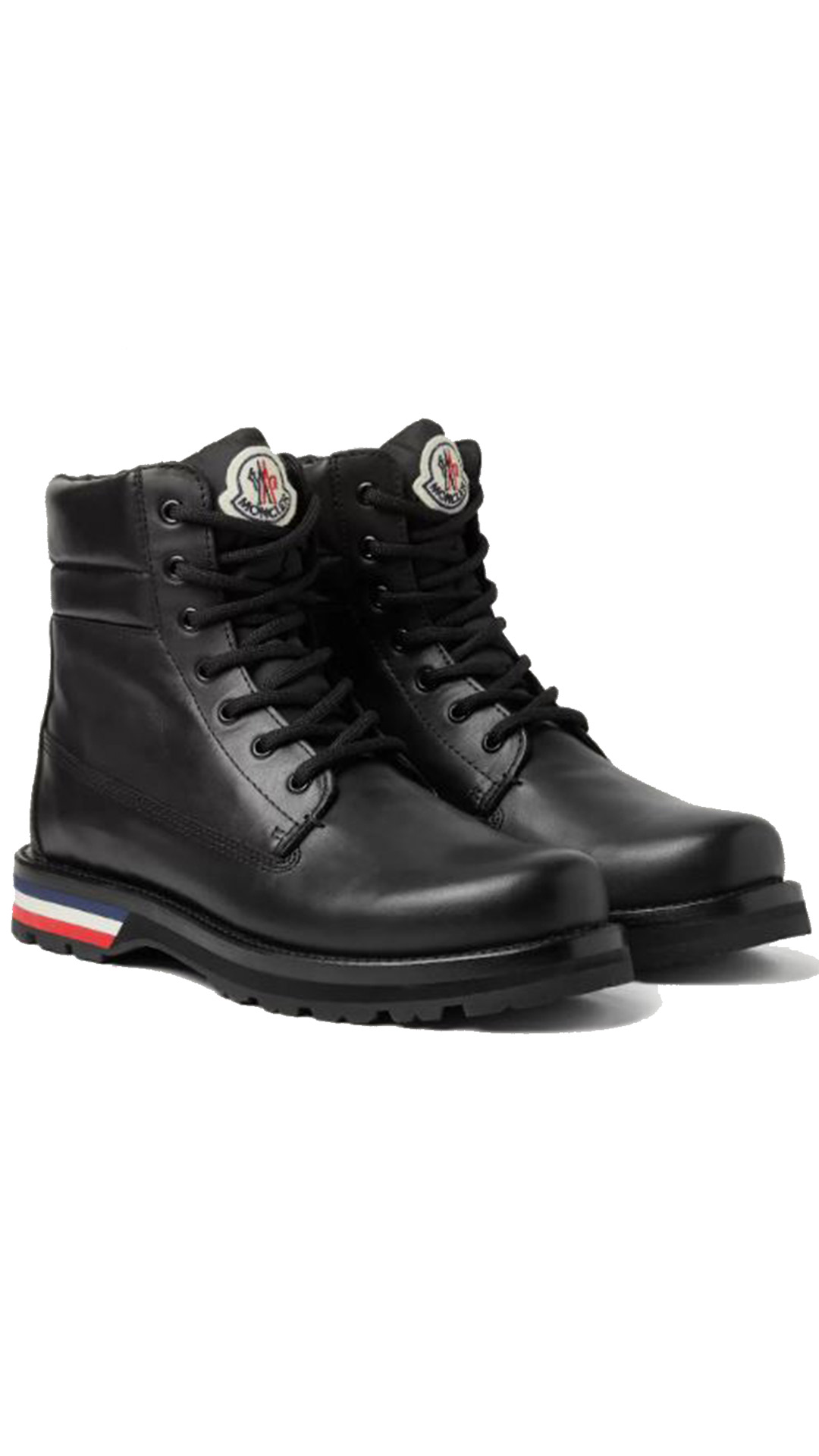 MONCLER Vancouver Hiking Boots