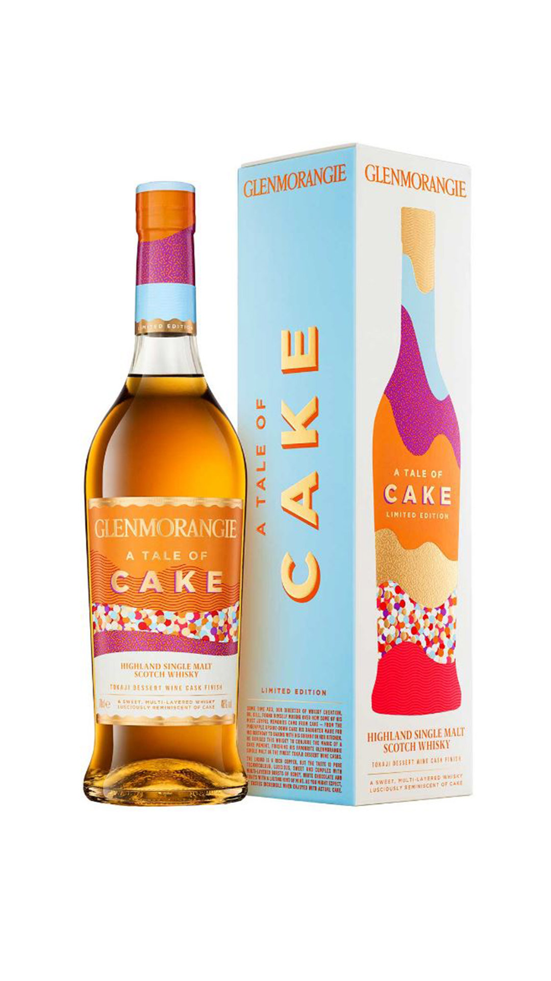 CLOS19Glenmorangie A Tale of Cake (Limited Edition)