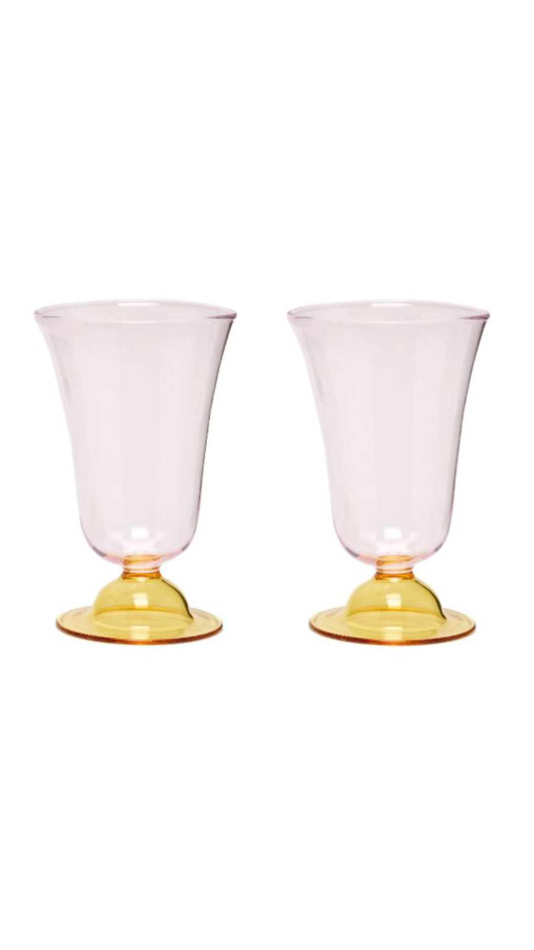 CAMPBELL- REY X LAGUNA B Cosimo Highball Glasses