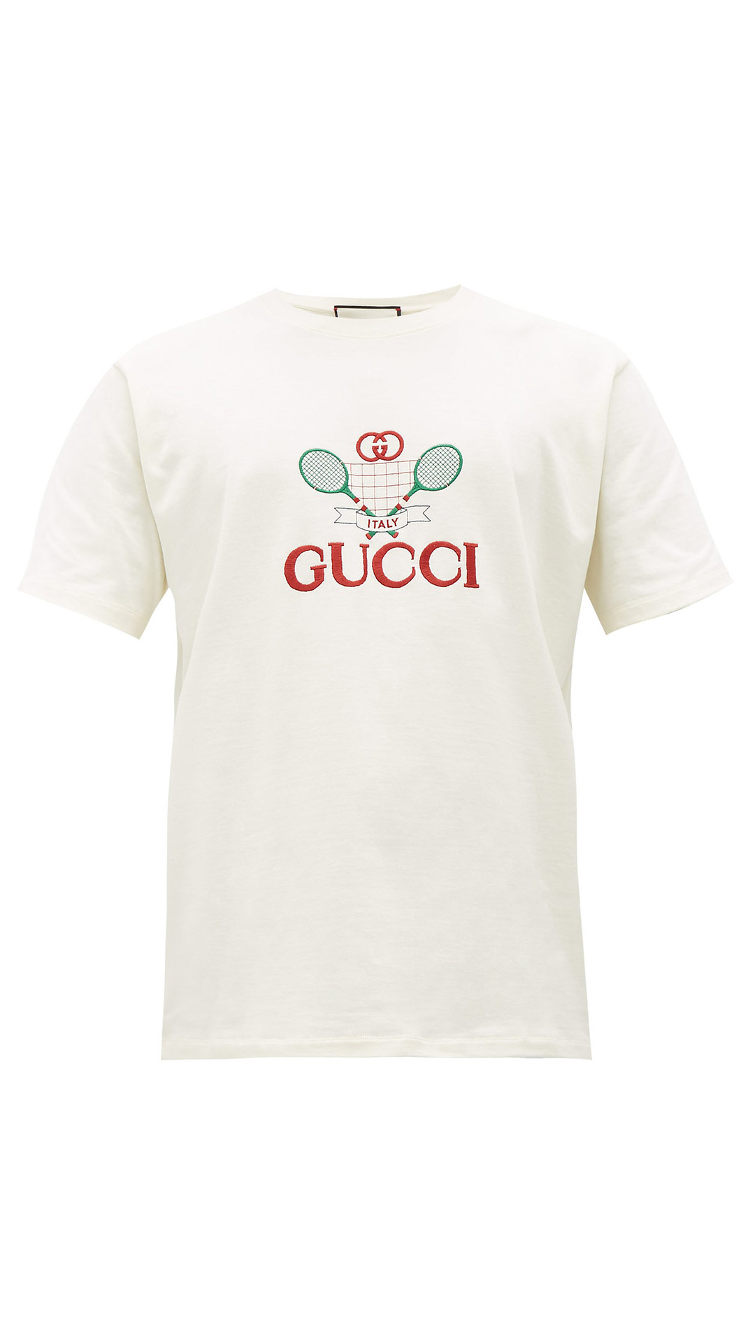 GUCCIEmbroidered T-shirt