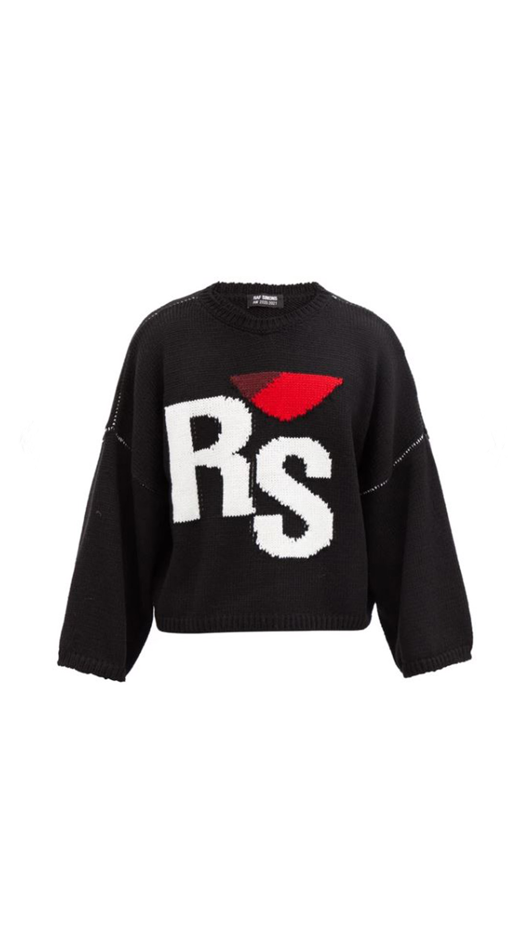 RAF SIMONS Oversized Sweater
