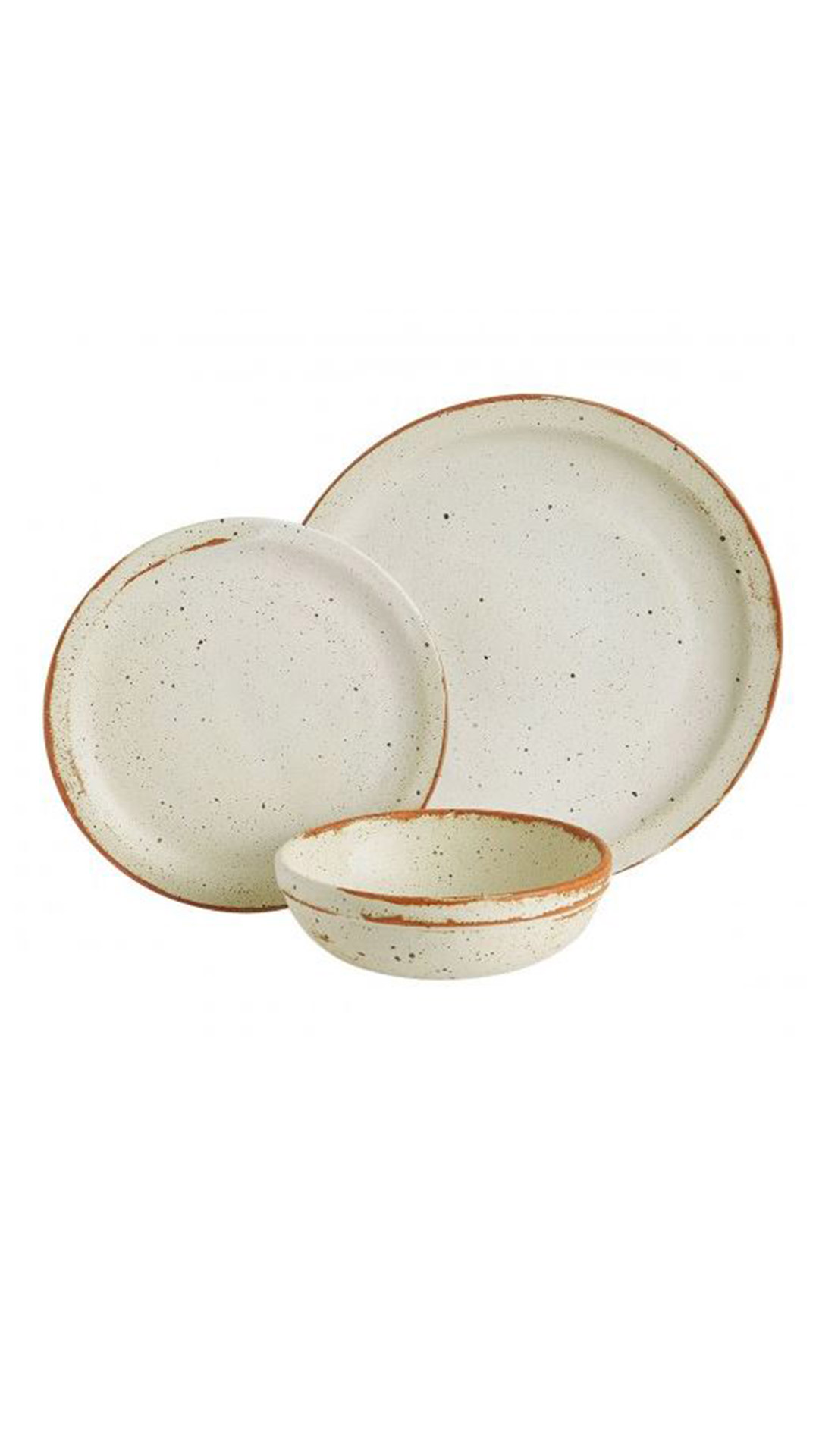 BARNABY 12 Piece Dinner Set