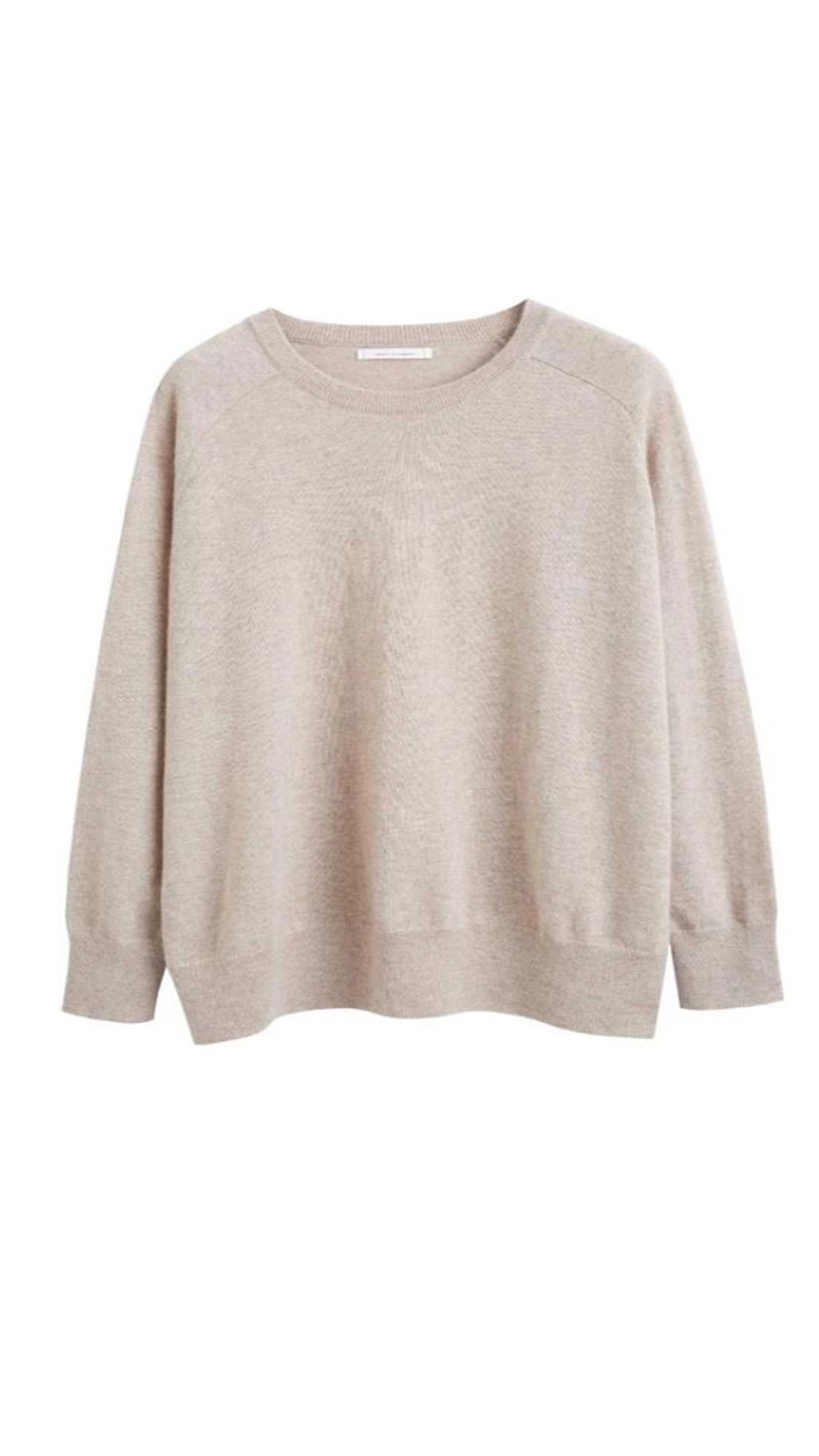 CHINTI & PARKER Cashmere Slouchy Sweater