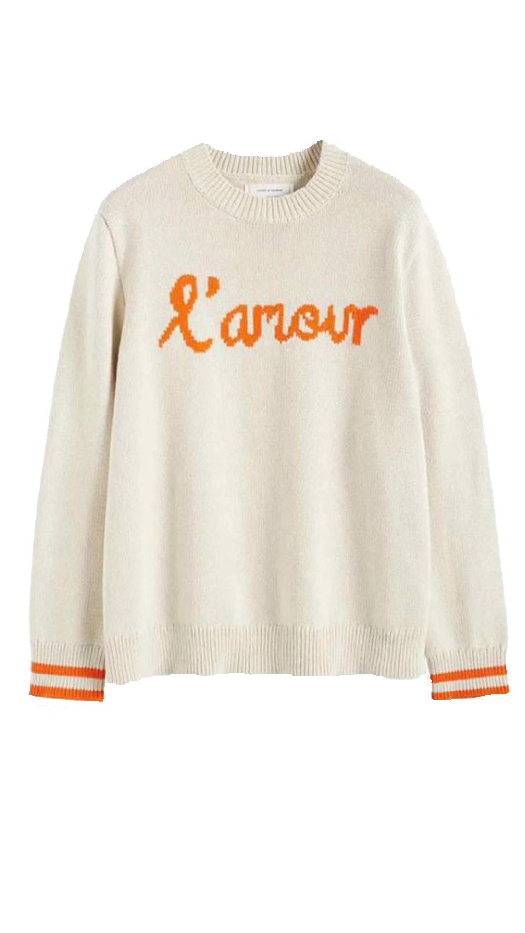 CHINTI & PARKER L'amour Sweater