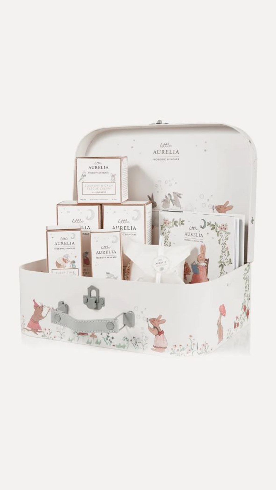 AURELIA PROBIOTIC SKINCARE + NET SUSTAIN Woodland Friends Gift Set