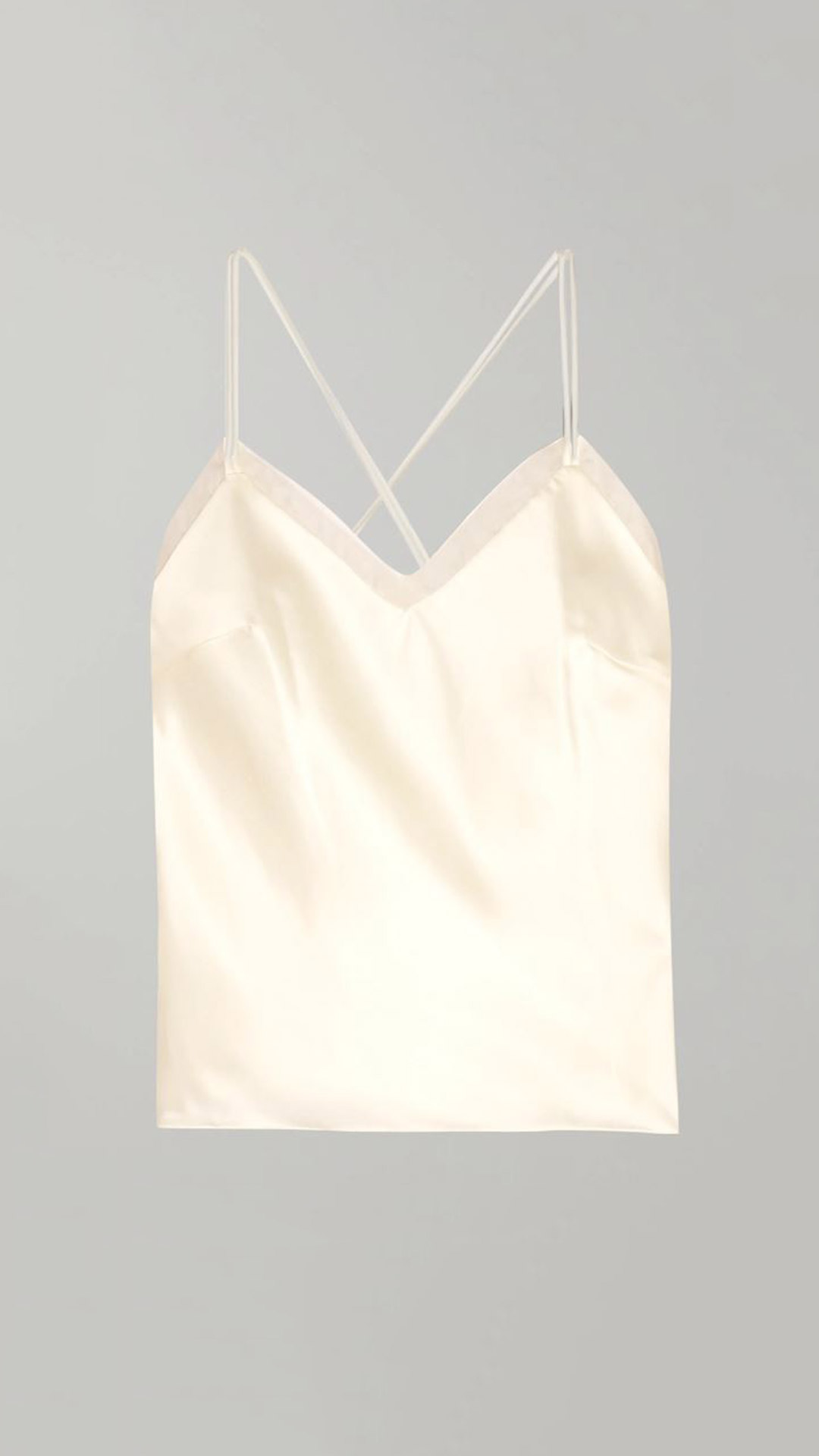HALFPENNY LONDON Lenny Satin Camisole