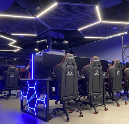 Wanyoo - Crossrail Place - One hour free gaming experience & one free drink