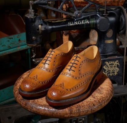 Barker Shoes - Cabot Place - 10% off