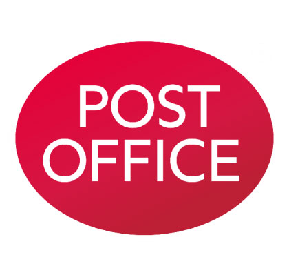 The Post Office - Churchill Place - 10% off stationery & cards