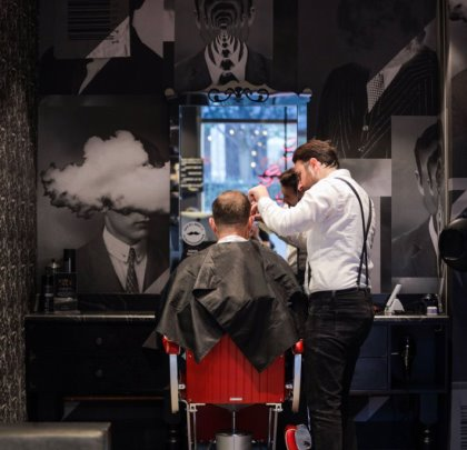 Ted's Grooming Room - Churchill Place - 15% off