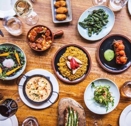 Ibérica Canary Wharf - Cabot Square  - 10% off delivery or takeaway