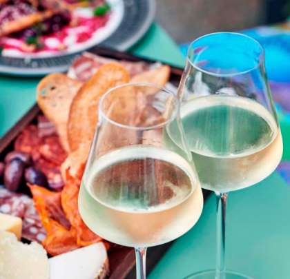 Humble Grape - Mackenzie Walk - Two free glasses of sustainable wine with a purchase of Côte de Boeuf