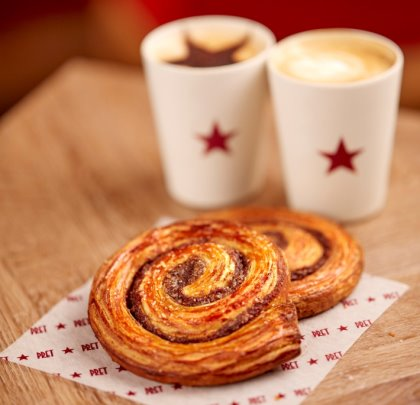 Pret A Manger - Cabot Place - Coffee subscription, £20 a month with the first month free