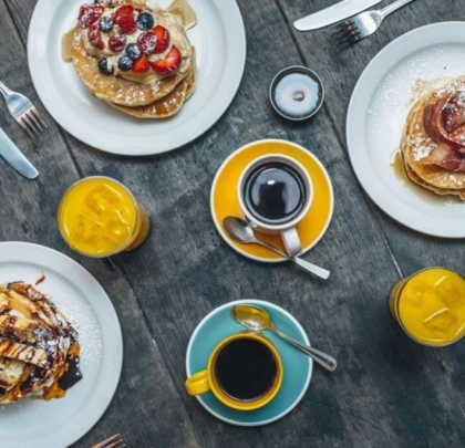 The Breakfast Club - Crossrail Place - 25% off your total bill, Monday to Friday