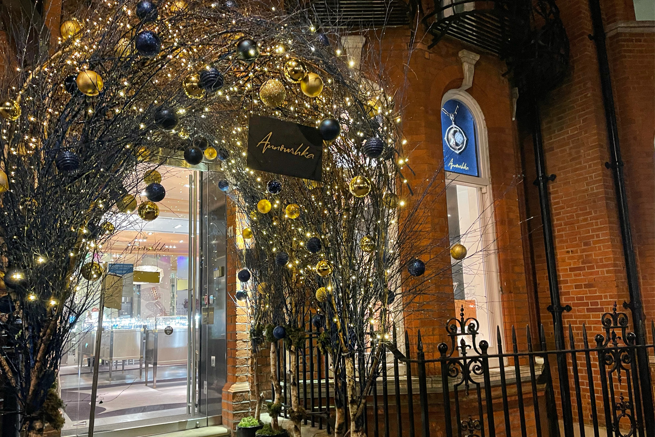 Chelsea at Christmas