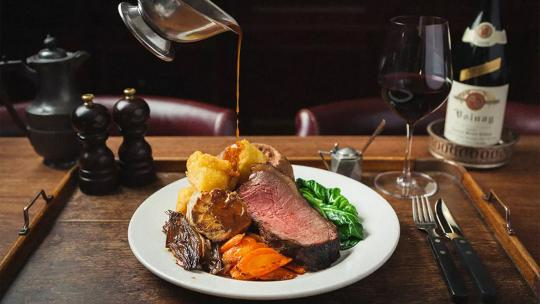 best sunday roast in london