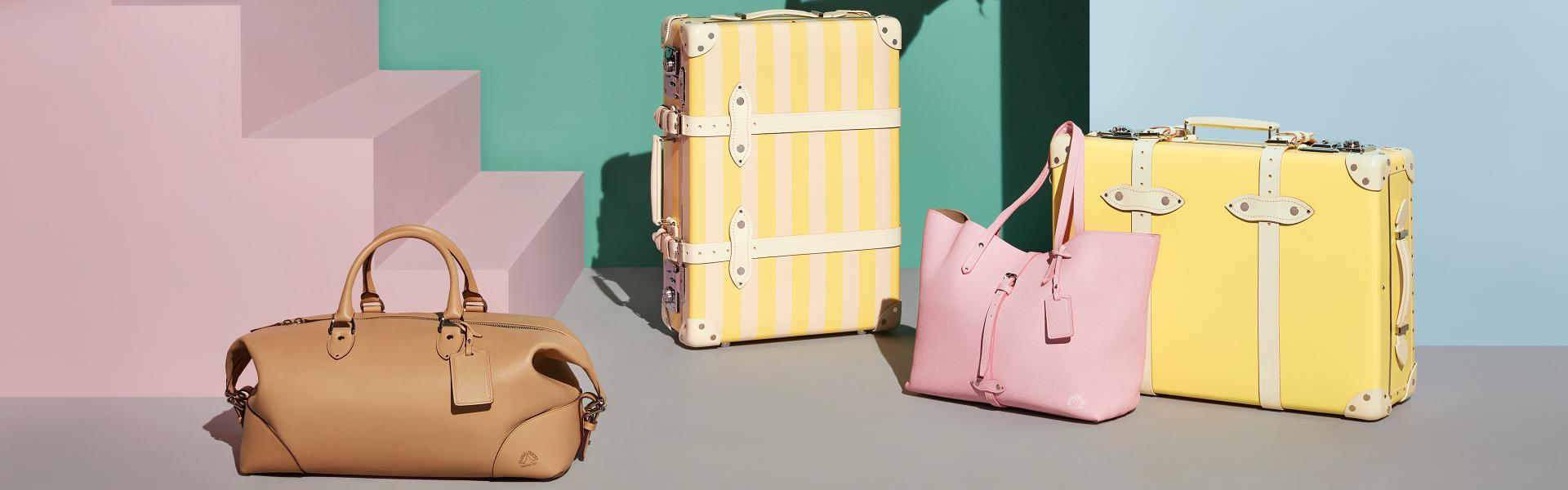 Globe-Trotter Riviera Luggage Collection  df852df979fc