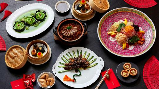 Park Chinois' Chinese New Year At Home offering