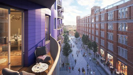New Luxury Property Developments in London