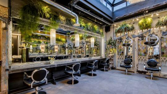 best hair and beauty salons in parsons green and fulham