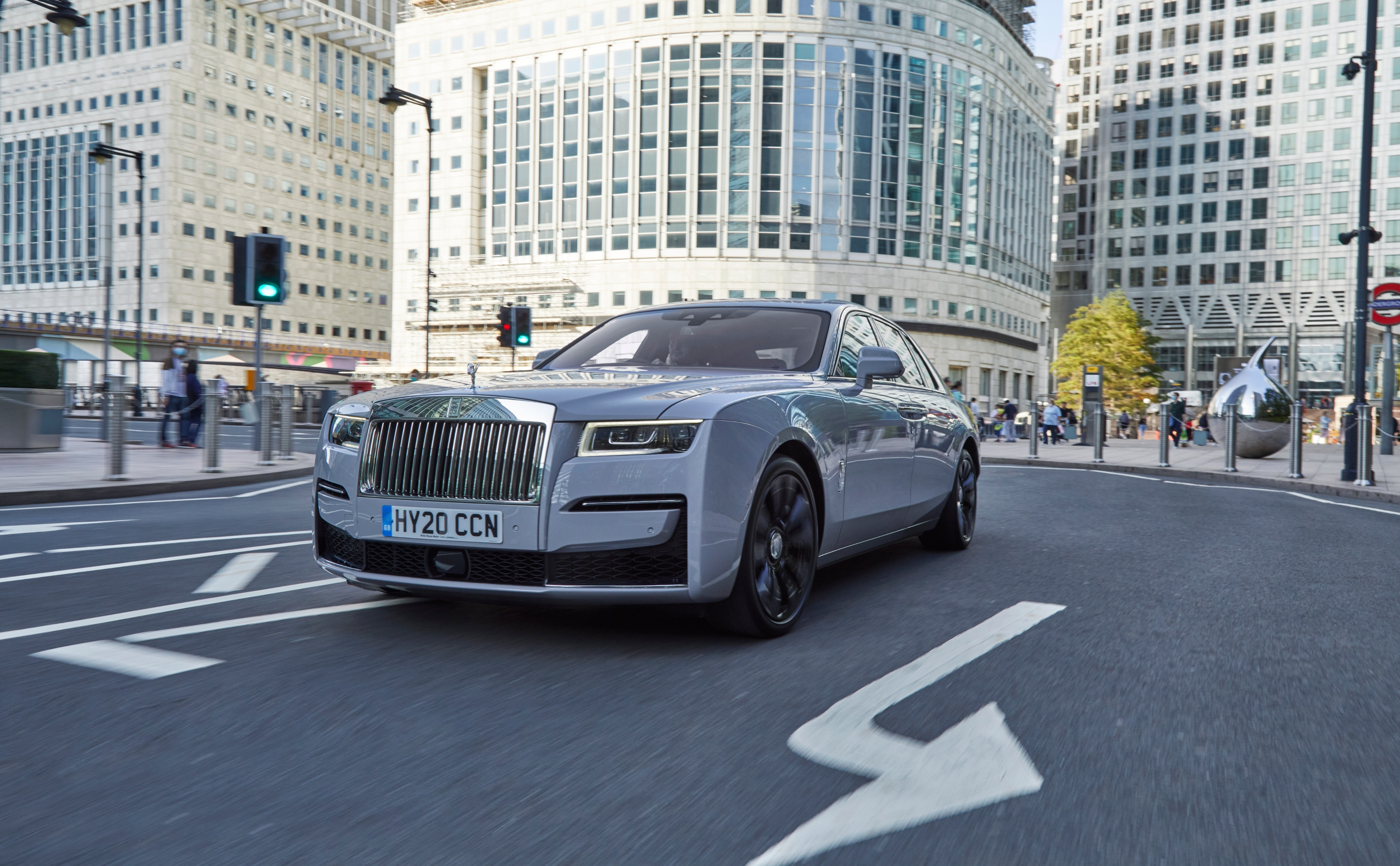 New Rolls-Royce Ghost 2020