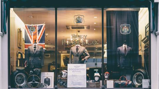 <h1>Savile Row: The Ultimate Gentleman's Guide&nbsp;</h1>