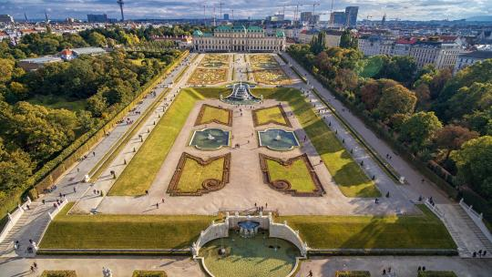 <h1>Visit Vienna: Luxury Hotels, Imperial Attractions & a Wes Anderson-worthy Café </h1>