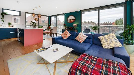tom daley london flat for sale