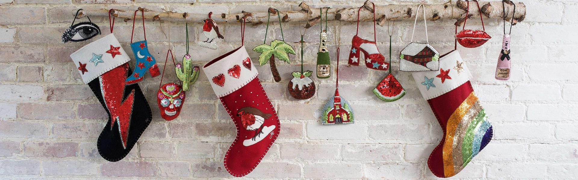 History Of Christmas Stockings.The History Of Christmas Presents In Britain Art Culture