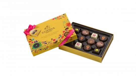 Godiva Chocolate Carnival Collection