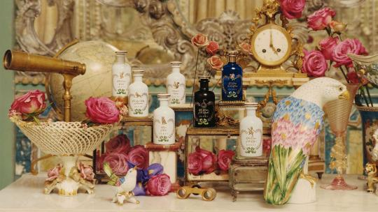 <h1>A Fragrant Reverie:The Alchemist Garden by Gucci</h1>