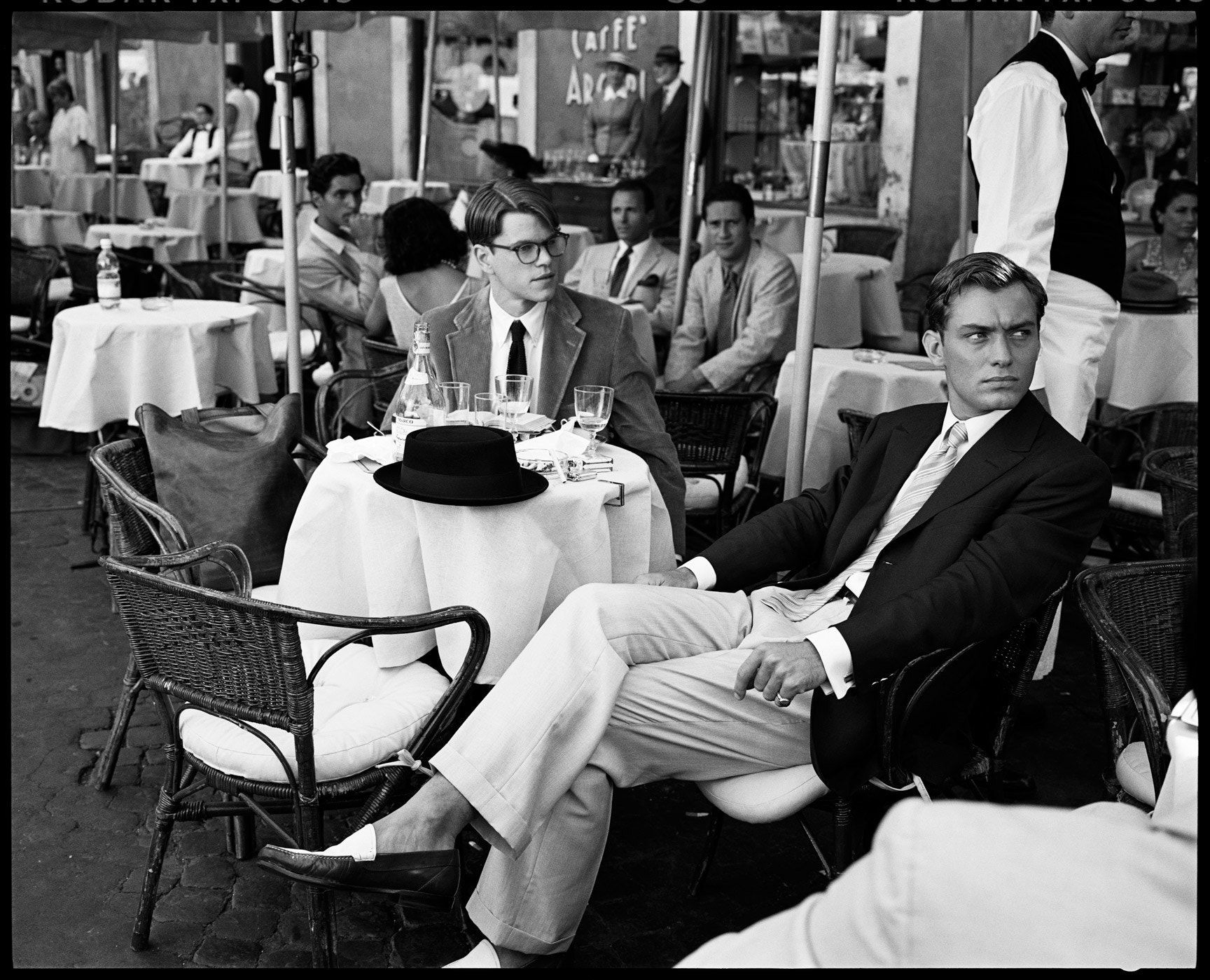 The Talented Mr Ripley, 1999