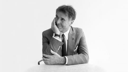 Brunello Cucinelli interview
