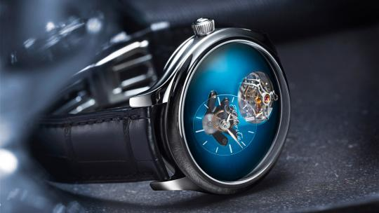 <h1>Bright Young Things: how vibrant dials and vivid accents became the hottest watch trends of 2020</h1>
