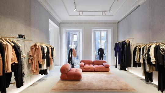 <h1>Stella McCartney has a Secret Members' Club-Style Space on Bond Street</h1>