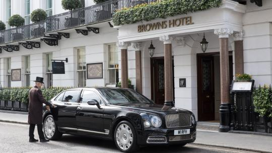Brown's Hotel Mayfair