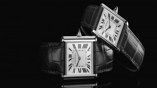 <h1>The Inimitable Appeal of the Cartier Tank</h1>