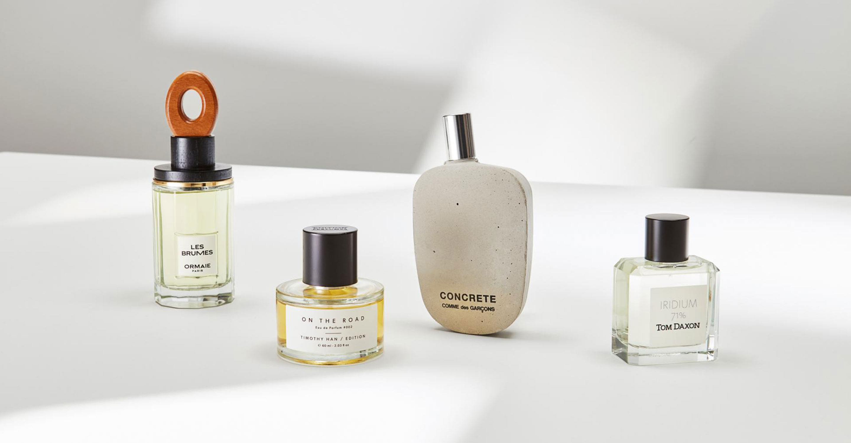 escapist scents for summer